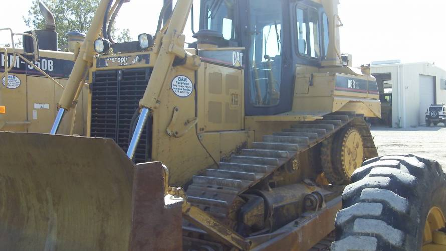 2004 CAT D6R XL II