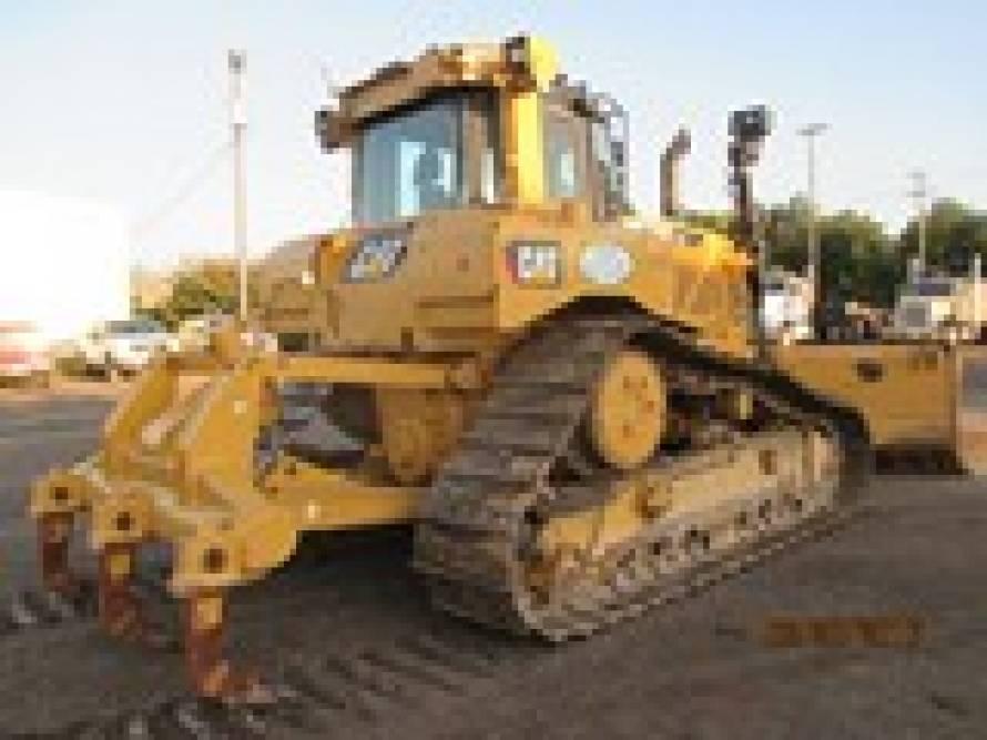 2012 Cat D6T XW