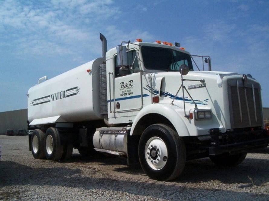 1995 Kenworth 4000 Gal. TA Truck