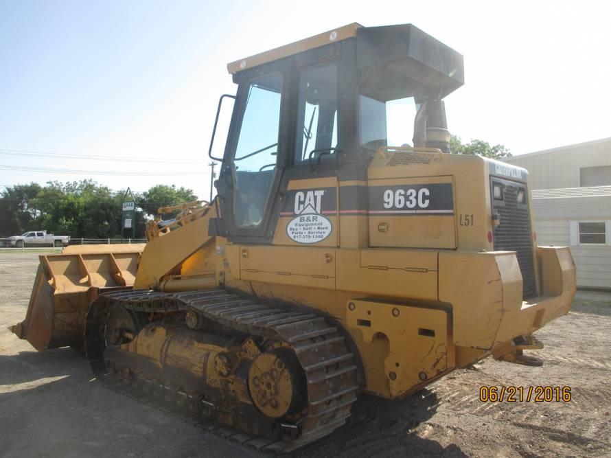 2005 Cat 963C