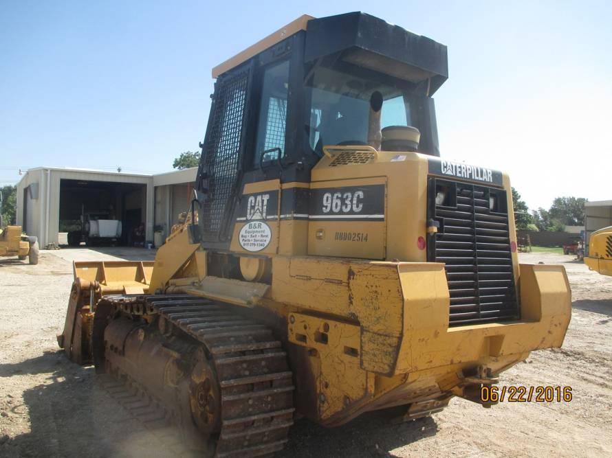 2006 Cat 963C