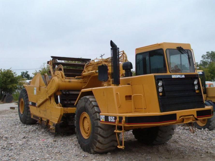 1998 Cat. 615C II