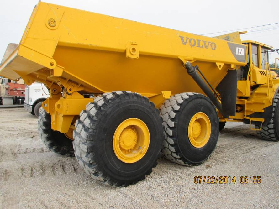 2005 Volvo A35D