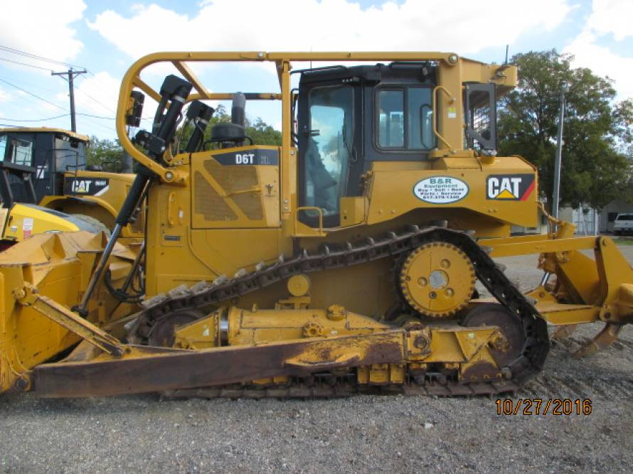 2012 Caterpillar D6T XL