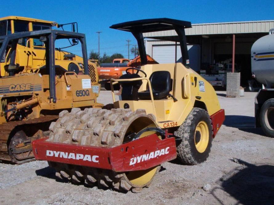 2009 Dynapac CA134D