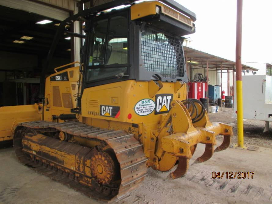 2012 Caterpillar D5K2XL