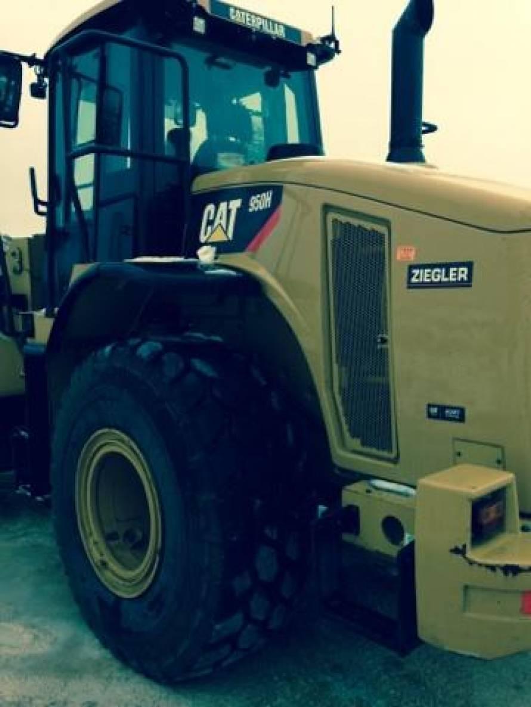 2011 Caterpillar 950H